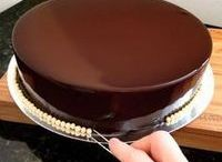cobertura de bolo
