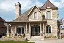 Home styles / Curb appeal, home plans / by Kristen LaBrue Sowell