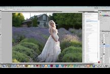 Photoshop Action Recipe Samples / How to create special looks in Photoshop with Colorvale Actions / by Colorvale