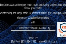 Elementary Schools Email List