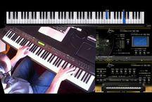 学習(JAZZピアノ)
