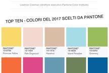 Rubrica Colore / Rubrica di Design Inspiration sul colore. In collaborazione col magazine online Lifetrends.it