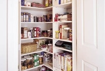 Kitchen Pantry Storage / by Closet & Storage Concepts