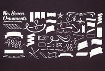 For The Love of Type : Dingbats/Ornaments