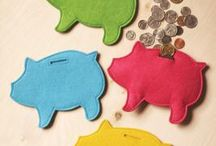 Piggy Banks / by DOCO Credit Union