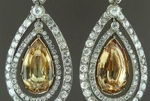 Topaz / Citrine Jewelry / Fine Jewelry for November's Birthstones, Topaz and Citrine