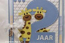Giraffe creatables