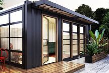ARCH - SHIPPING CONTAINERS
