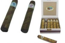Chocolate Cigars / A unique collection of chocolate cigars.