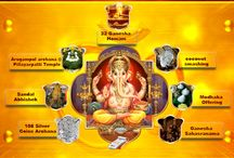 Ganesh Chaturthi / Lord Ganesh is a God of Success.