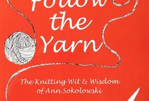 Quotes from Follow the Yarn / Follow the Yarn - #1 Bestseller on Amazon Kindle! What started as a collection of knitting tips became a story of healing. Get it at http://www.amazon.com/dp/B00QX8VEEY