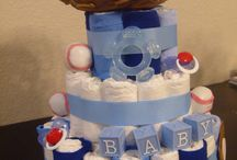 Baby shower {baseball} / by Ann Doering