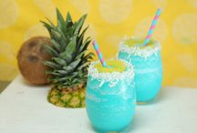 Fun looking drinks