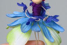 Flower fairies to make