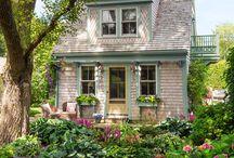 Cottages, Sheds, Garden Rooms.
