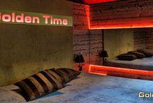 Ambiente / Verschafft Euch einen Eindruck vom GoldenTime Saunaclub mittels unserer Ambiente Galerie
