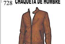 Vestuario Hombre / Amplia variedad de moldes y diseños en moda masculina