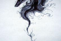 Dark Fox Spirit
