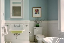 Redoing the master bath / by Lindsay Shoaf