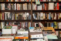 Indie Bookstores We Love / This list is just beginning....we love a lot of bookstores.