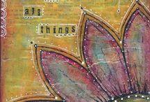 Flower/Tree Art Inspiration / Art revolving around flowers or trees (or both)
