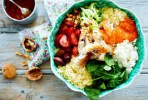 Food {Super Bowls- Suppen, Eintöpfe, Buddha Bowls}