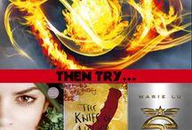 Books - Like / Try