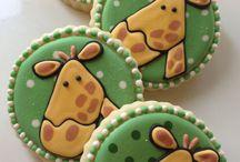 galletas de animales