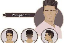 Стрижки Hair