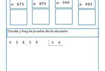 Matemáticas SD