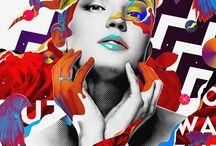 Art ... colours and shapes