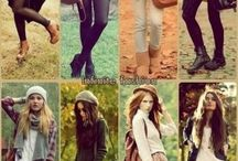 Fall Fashion / The leaves - and trends! - are changing...