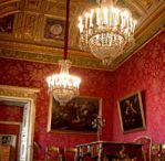 Les lustres classiques des plus belles maisons et palais / Dans ce tableau, vous trouverez les lustres magnifiques des plus belles maisons du monde... Nous pouvons reproduire des lustres similaires:  www.i-lustres.com
