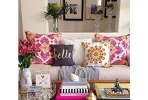 13 Ways stylish cushions can make you better in bed !! / Adding cushions is a simple idea that enhances various spaces in your home without much effort. By simply adding some bright vibrant cushions you can turn a bland space into a cozy fun space. If you already have cushions and do not necessarily want to get new ones, you can simply invest in stylish cushion covers, which you can alternate with your current cushion covers according to your preference. #HomeDecor #Cushions #Simplicity #Colours #Houssup