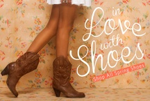 shoes / by Michelle Shockey