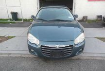Used 2005 Chrysler Sebring for Sale ($3,899) at Paterson, NJ / Make:  Chrysler, Model:  Sebring, Year:  2005, Body Style:  Tractor, Exterior Color: Blue, Interior Color: Gray,  Vehicle Condition: Excellent, Mileage:114,000 mi, Fuel: Gasoline Hybrid, Engine: 6Cylinder V6, 2.7L; DOHC 24V, Transmission: 4 Speed Automatic.   Contact: 973-925-5626  Car Id (56668)