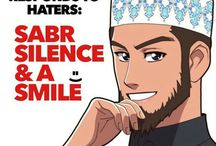 DEALING WITH ISLAMOPHOBIA - Be Patient, smile and Pray for them May Allah bring Hidayah to them all. Aamiin Ya ALLAH / How to deal with Islamophobia? Be Patient, Give them your sweetest smile, keep silent and Pray ... May Allah bring them Hidayah, because they didn't know Islam
