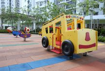 Parks Supplies Outdoor Playgrounds in Hong Kong