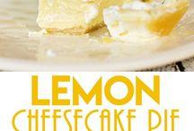 Lemon Cheesecakecakws