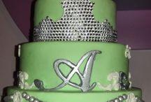 Cake design - I miei lavoretti