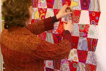 Patchwork Quilts / The Amazing and Inspiring World of Patchwork & Quilting
