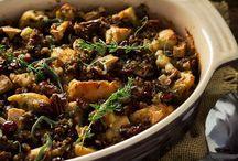 Recipes - Thanksgiving / by Isheeta Gandhi