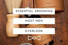 GROOMING || MR KOACHMAN / Grooming Tips, Grooming Essentials etc