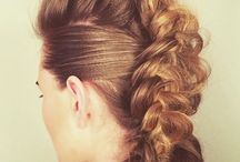 Hairstyles that are Unusual, Unique, Vintage
