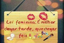 femininas