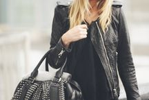 Outfits I'd wear (Edgy, Black, Bohemian Clothes) / Edgy bohemian outfits, lots of black clothes, and sexy  trending fashion.