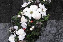 In Memoriam / dekoracje na cmentarz