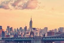NYC ♥♡♥ / by Kayla Little