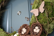 unique door decor / by Mandy Ford