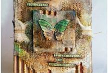 Limor Webber / Beautiful art from Limor Webber using products from Lindys